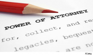 Changing Your Power of Attorney