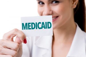 sparks fly in the Medicaid debate