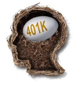 401 retirement estate planning