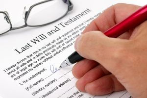 NJ estate planning lawyer