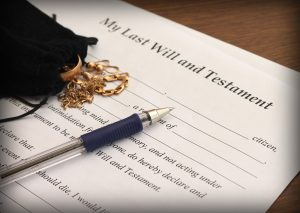 planning with a will