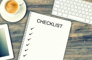 asset protection planning checklist NJ