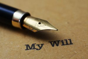 legal documents for estate planning