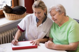 long-term care at home